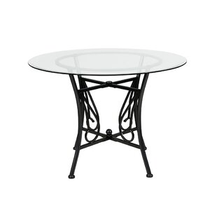 Velazquez Counter Height Dining Table Fleur De Lis Living