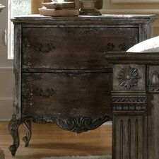 Monaco 2 Drawer Chest by Pulaski Furniture