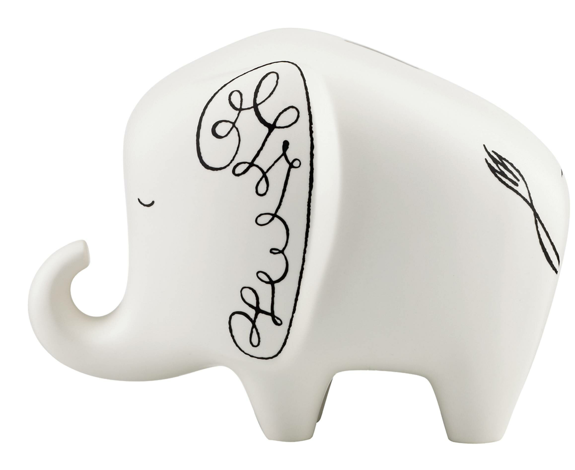 Kate Spade New York Woodland Park Elephant Piggy Bank Reviews Wayfair