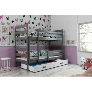 Sarina Bunk Bed With Drawer By Harriet Bee