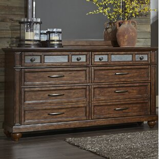 Darby Home Co Enfield 10 Drawer Double Dresser