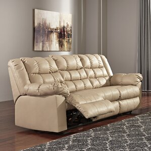 Brolayne DuraBlend Reclining Sofa by Signature Design by Ashley