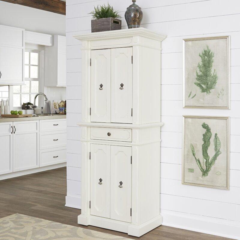 kitchen pantry. Fiesta 72  Kitchen Pantry Home Styles Reviews Wayfair