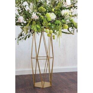 Moorer Round Pedestal Plant Stand