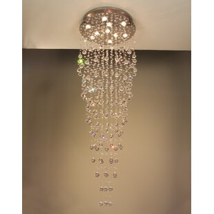 Andromeda 10-Light Chandelier by Classic ..