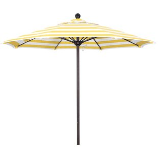 California 7.5' Market Sunbrella Umbrella by California Umbrella Design