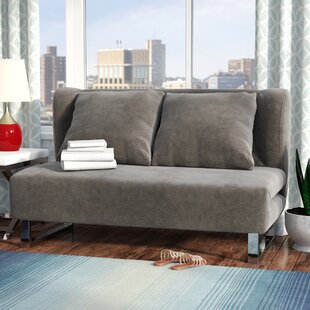 Price Check Ruby Sleeper Sofa by Wade Logan Reviews (2019) & Buyer's Guide