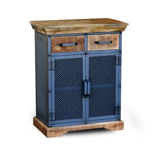 Review Bilodeau 2 Drawer Combi Chest
