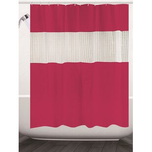 Albaugh Peva Single Shower Curtain