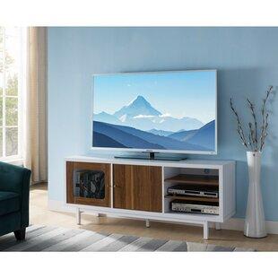 Wrought Studio Hope Dual Tone TV Stand