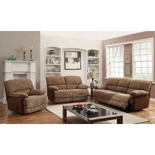 Red Barrel Studio Majewski Configurable Living Room Set