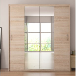Sliding Door Wardrobe   Wayfair