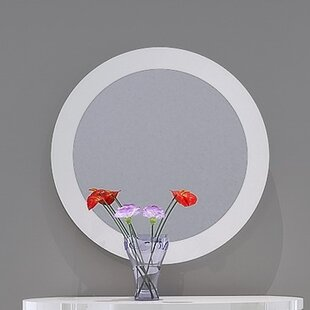Round Dresser Mirror By Wade Logan