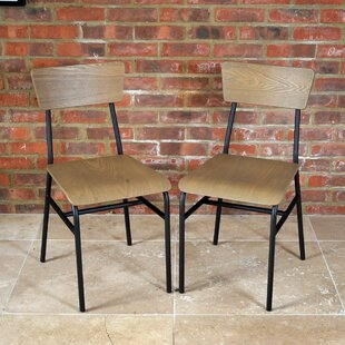 Pendley Dining Chair Set (Set Of 2) By Mercury Row