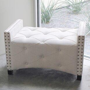 House of Hampton Gateshead Upholstered Bench