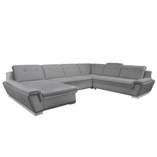 Orren Ellis Donecia Sleeper Sectional