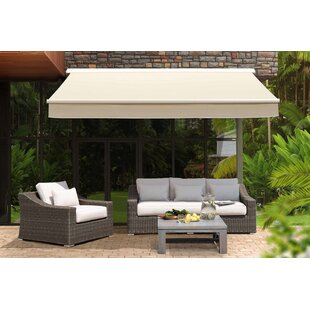 Classic 15.5 ft. W x 10 ft. D Patio Awning by Sunjoy