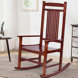 Willingham Wood Rocking Chair