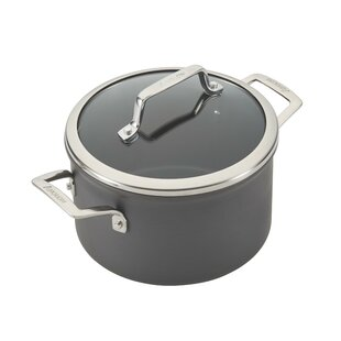 Authority 4-qt. Stock Pot with Lid