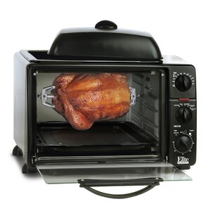 Platinum 0.8-Cubic Foot Multi-function Toaster Oven