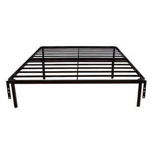 Transitional Bed Frame by Symple Stuff Purchase