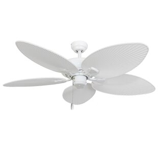 Best Reviews 52 Millie 5-Blade Indoor Ceiling Fan By Beachcrest Home