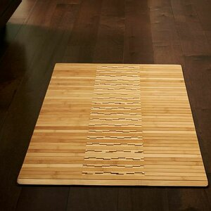 Sands Bamboo Kitchen Bath Rug