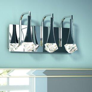 Inexpensive Westover 3-Light Vanity Light By Willa Arlo Interiors