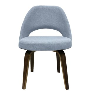 George Oliver Wetzler Armless Upholstered Dining Chair