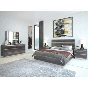 Doric Platform Configurable Bedroom Set
