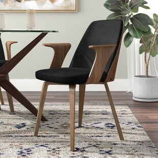 Twin Palms Upholstered Dining Chair by Langley Street
