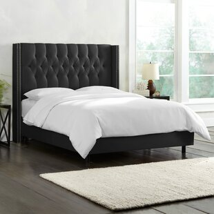 Galleria Upholstered Panel Bed