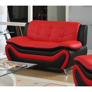 Roselia Modern Living Room Loveseat