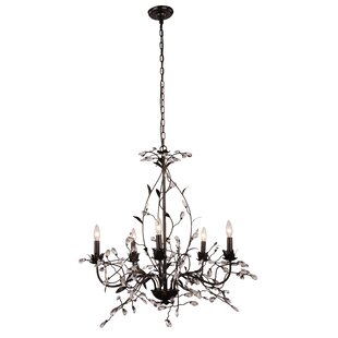 Ramsey 5-Light Candle Style Chandelier