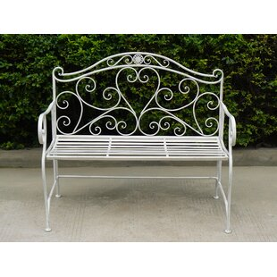 Norfork Metal Traditional Bench By Sol 72 Outdoor
