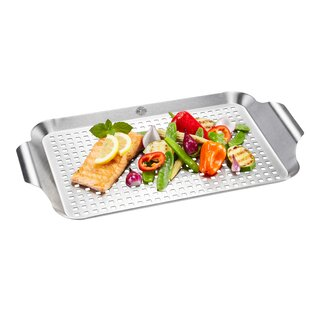 Review Large Pan Grill Rack