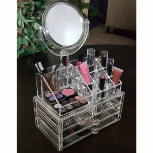 4 Drawer Cosmetic Organizer