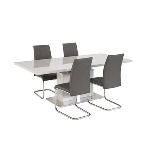 Review Imogene Dining Set With 6 Chairs