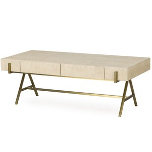 Andrew Martin Coffee Table with Storage