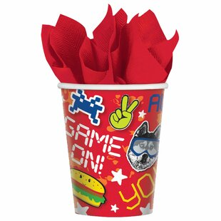 Epic Party Paper Disposable Every Day Cup (Set of 48)