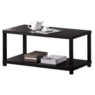 Senita Open Shelf Coffee Table by Winston Porter