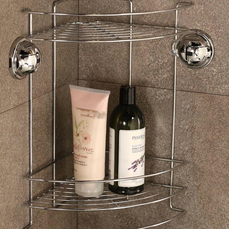 Rebrilliant Shower Caddy & Reviews | Wayfair