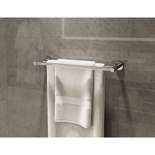 Purchase Dia Double 18 Wall Mounted Towel Bar By Symmons