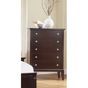 Odachowski 5 Drawer Chest
