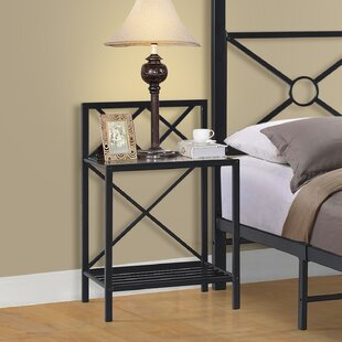 Symeon Nightstand by Bay Isle Home