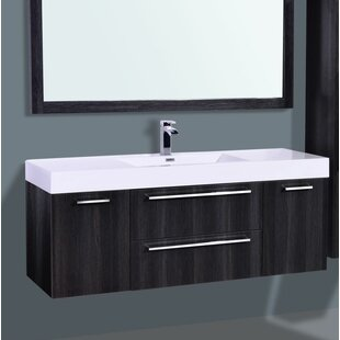 Sandifer 60 Single Bathroom Vanity Set
