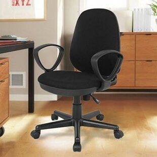 Inland Products ProHT Mid-Back Desk Chair