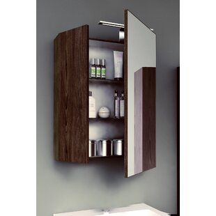 Welcher 27.5 x 37.4 Surface Mount Medicine Cabinet by George Oliver