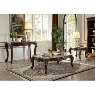 Roberts 3 Piece Coffee Table Set Fleur De Lis Living Find ...
