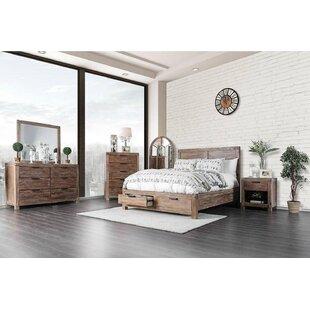 Denney Queen 4 Piece Bedroom Set